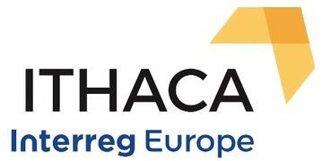 Logo ITHACA (Interreg Europe)